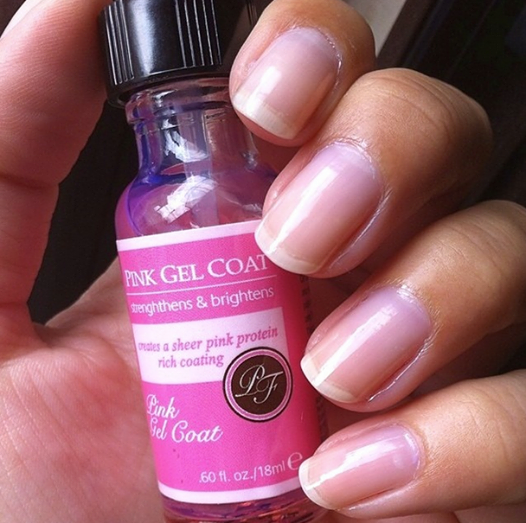 Perfect Formula's Pink Gel Coat