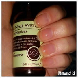 Perfect Formula Daily Moisture supports healthy, strong, flexible nails