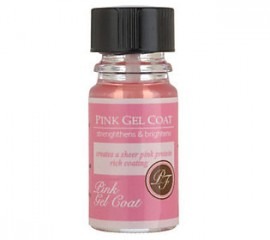 Perfect Formulas Pink Gel Coat is included in the Nail Essentials Kit