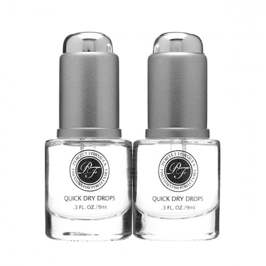 Perfect Formula Quick Dry Drops Set