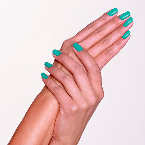 """Keepin It Teal"" Nail Polish benefitting OCRF"