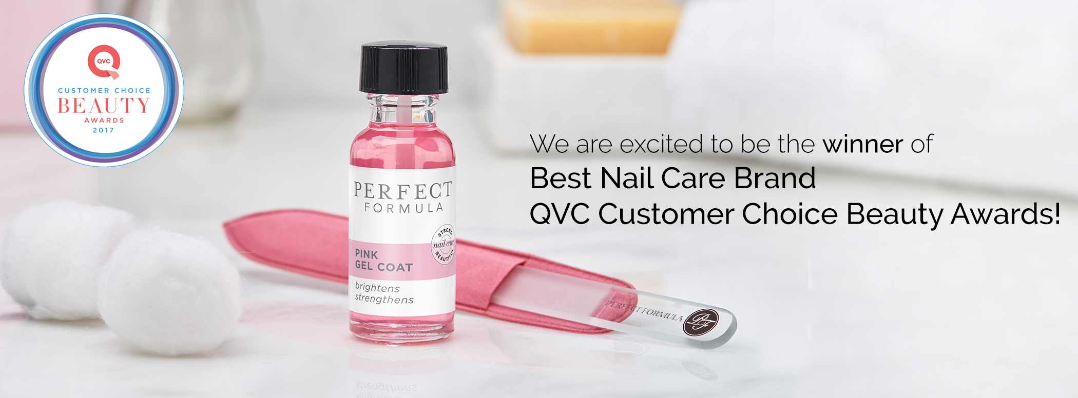 Perfect Formulas | Essential Nail Care Products | Home